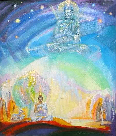 Греф Кафи. Будда