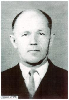 Геннадий Петрович в 1960-е годы. Караганда, Казахстан