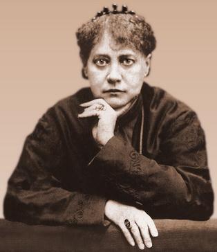Елена Петровна Блавасткая