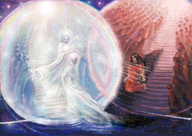Две сферы. Лариса Милина