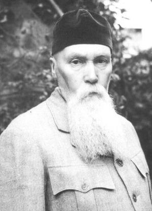 Николай Рерих Инициатор и президент Лиги Культуры