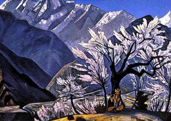 Кришна, 1929 г.
