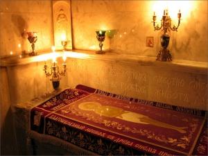 Более двух тысяч лет назад, здесь находилось тело Иисуса Христа после распятия.
