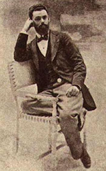 Николай Нотович