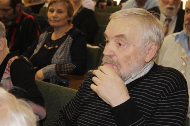 Б.У.Родионов – наш постоянный автор журнала и участник конференций