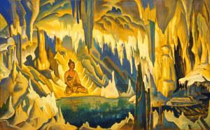Рерих Н.К. Будда-победитель