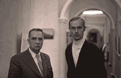 П.Ф.Беликов и А.Н.Анненко. Новосибирск, 1976 г.
