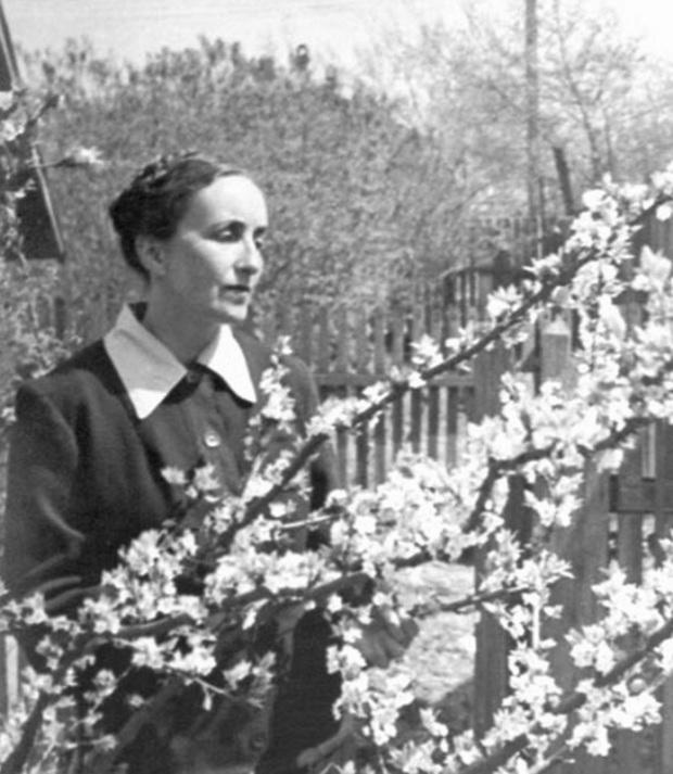 Н. Д. Спирина. Харбин (1959)
