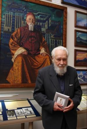 Б.А. Данилов  (1927-2011) хранитель и первый издатель Записей Б.Н. Абрамова – «Граней Агни Йоги»