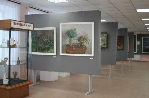 Краснозерский художественно-краеведческий музей, п. Краснозерское, Новосибирская область