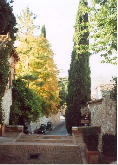 Осень в Ассизи. Фото 2010