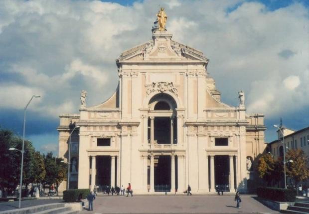 Церковь Санта Мария дельи Анджели. Фото 2010