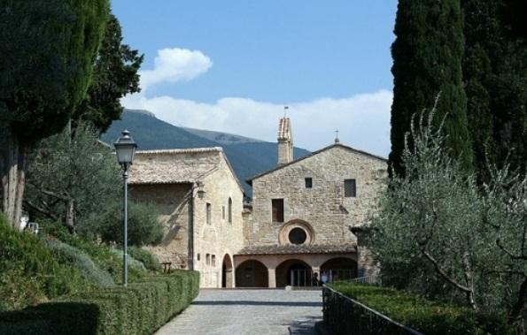 Монастырь Сан Дамиано
