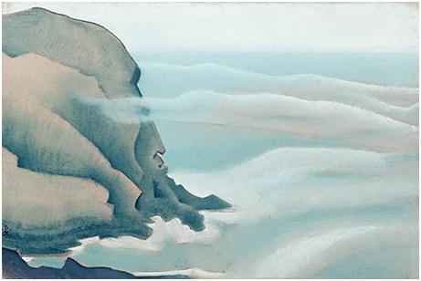 Н. К. Рерих. Монхеган. (Сила?). Сюита «Океан». 1922