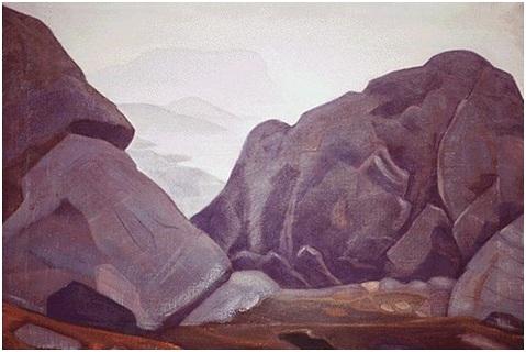 Н. К. Рерих. Монхеган. Смутность. Сюита «Океан». 1922