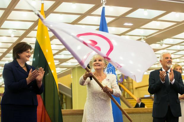 15 сентября 2016 г. Конституционный Зал Сейма, l r. Вильнюс, Пр. Гедимино 53