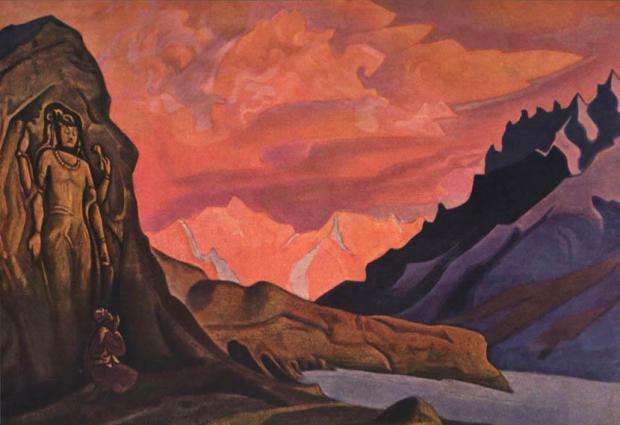 Н.К.Рерих. Майтрейя-Победитель. Сюита «Майтрейя».1925−1926