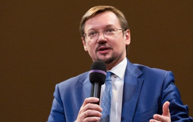 Александр Журавский— заместитель министра культуры России