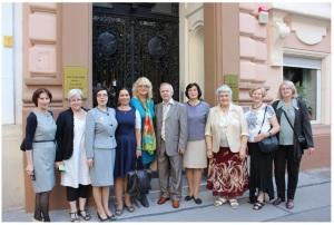 Участники конференции, состоявшейся 15‑16 сентября 2016 г. в РЦНК в Вене.[20]