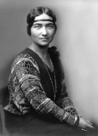 З.Г.Фосдик. 1930-е годы