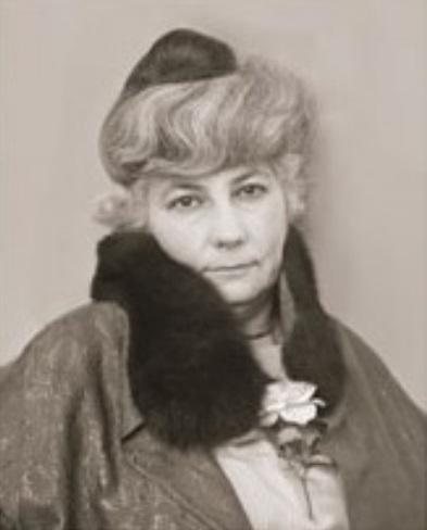 Е.И.Рерих. 1940-е