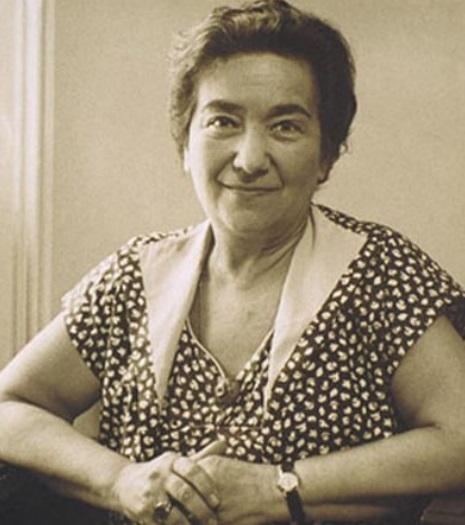 Зинаида Григорьевна Фосдик. 1950-е