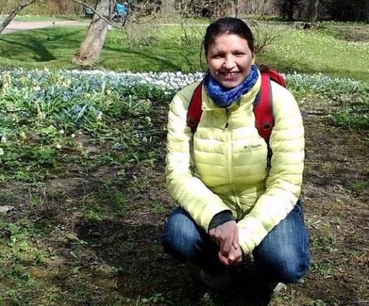Екатерина Андреевна Сентякова, историк,  аспирант кафедры философии и социологии  СПбГУКИ