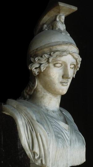 Афина - богиня мудрости