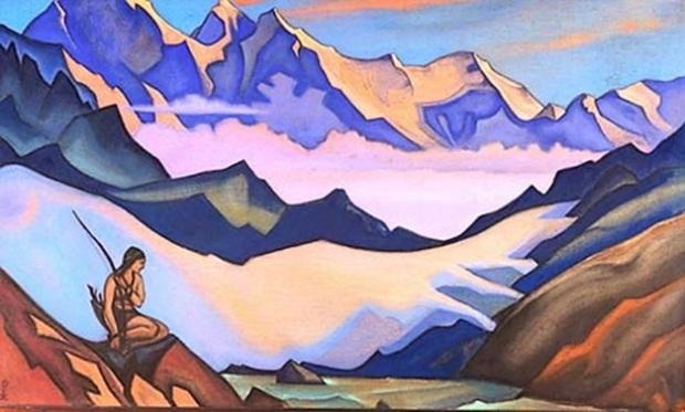 Дева снегов (Снежная дева). 1947