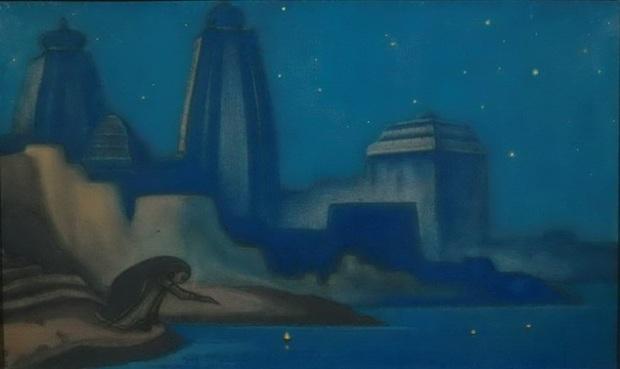 «Огни на Ганге». 1947