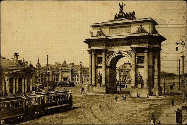 Москва, 1926 г.