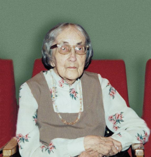 Н.Д.Спирина. 1996. Новосибирск