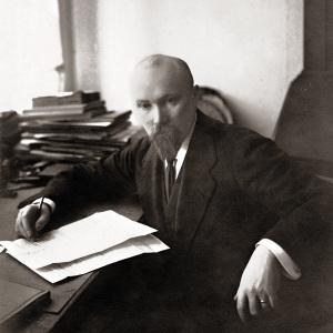 Н.К. Рерих. 1900-е гг.