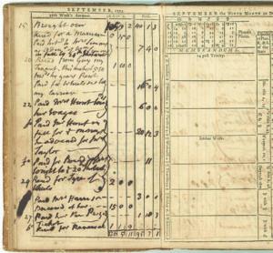 Дневник Франклина