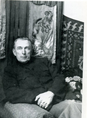 Б.Н. Абрамов. Венёв, 1960-е гг.