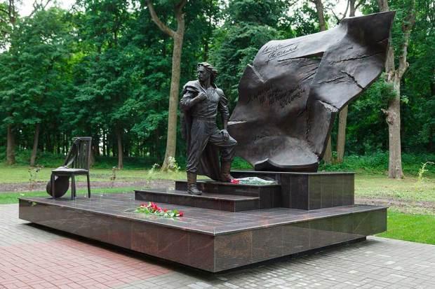 Памятник Игорю Талькову