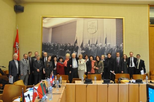 Представители Литвы, Беларуси, России, Украины, Австрии, Германии, Турции – спикеры конференции