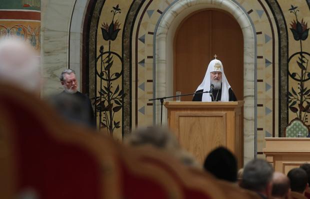 Патриарх Московский и всея Руси Кирилл© Михаил Джапаридзе/ТАСС