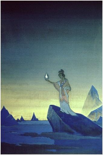 Н. К. Рерих. Агни Йога.1928