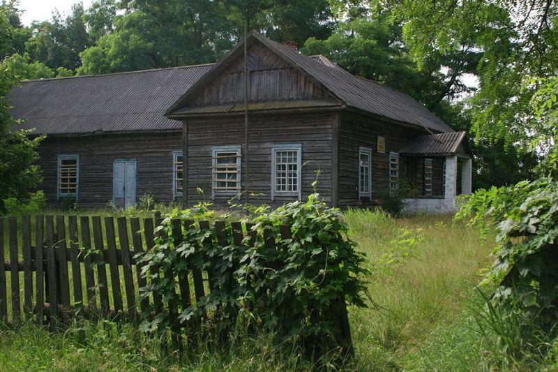 Белорусские села фото