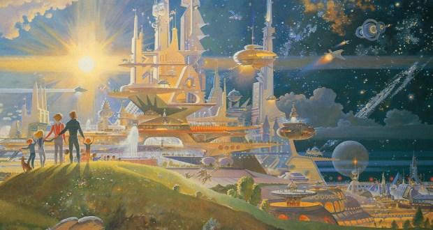 Светлое будущее. Роберт МакКолл (1919—2010 гг.)