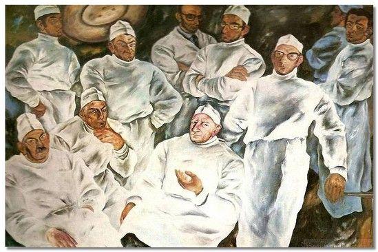 Sofija Veiveryte Mūsų chirurgai (Наши хирурги).1974