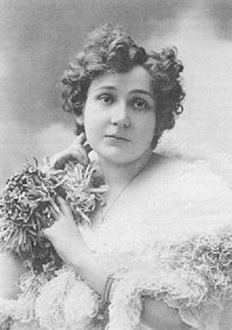 Конкордия Евгеньевна Антарова (1886–1959)