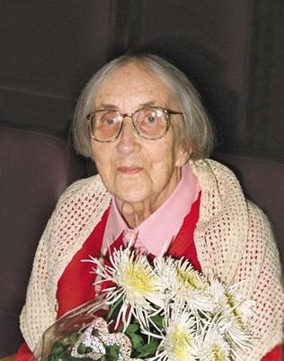 Наталия Дмитриевна Спирина. Новосибирск. 1997