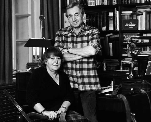 Родители Павла Лунгина Лилианна и Семен Лунгины © Валерий Плотников