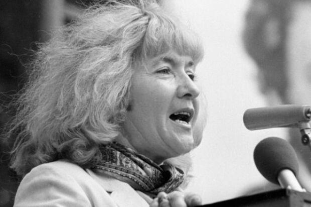 Поэтесса Юлия Друнина, 1982 год. © / Рудольф Кучеров / РИА Новости