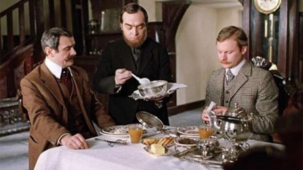 Кадр из фильма «Приключения Шерлока Холмса и доктора Ватсона: Собака Баскервилей» (1981 год) Фото: Гостелерадио СССР