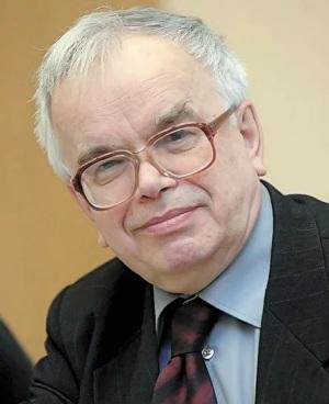 Членкор РАН Жан Тощенко