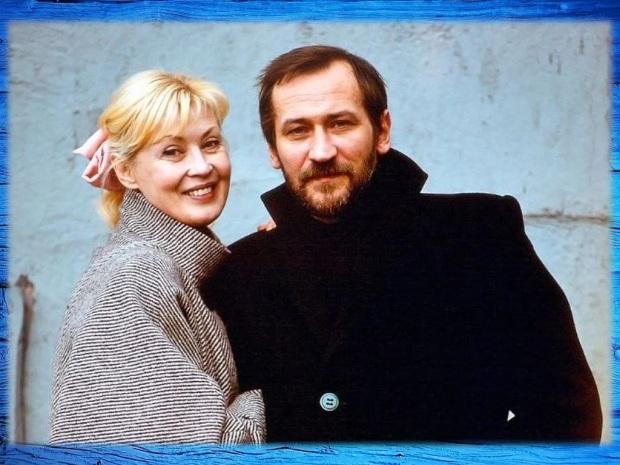 Леонид Филатов и Нина Шацкая